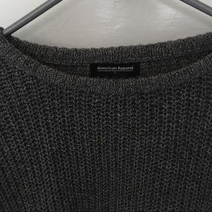 American Apparel Sweaters - American Apparel Fisherman's sweater